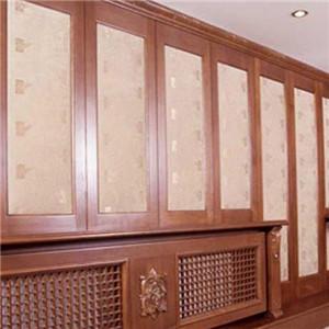 摩登时代新型护墙板装修