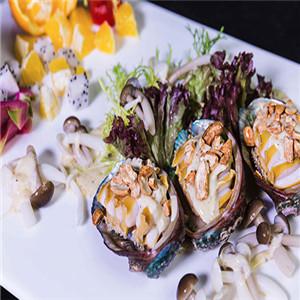 漫鲸捞汁小海鲜海鲜菇