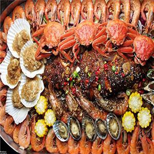 漫鲸捞汁小海鲜螃蟹