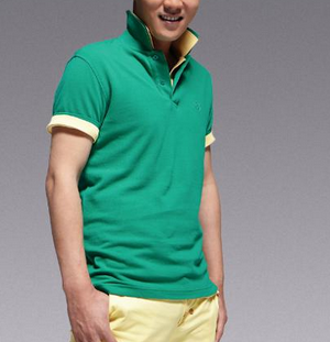海澜之家服饰绿色