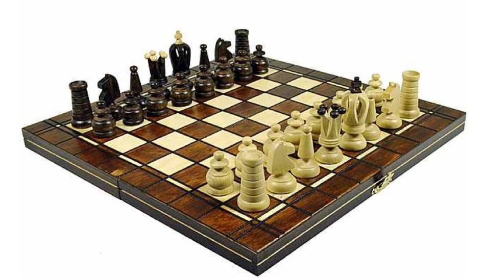 國際象棋小世界棋藝培訓