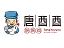 唐酉酉脱骨鸡品牌logo