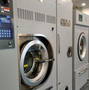 洁晨士自助洗衣滚筒洗衣机