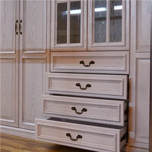 春木衣柜展示