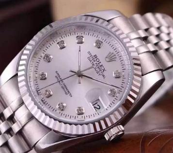 深受欢迎的劳力士手表