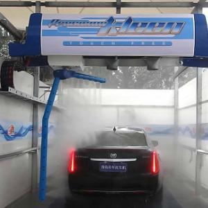 镭速360洗车机