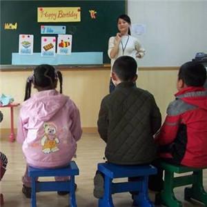 橙果少儿英语上课