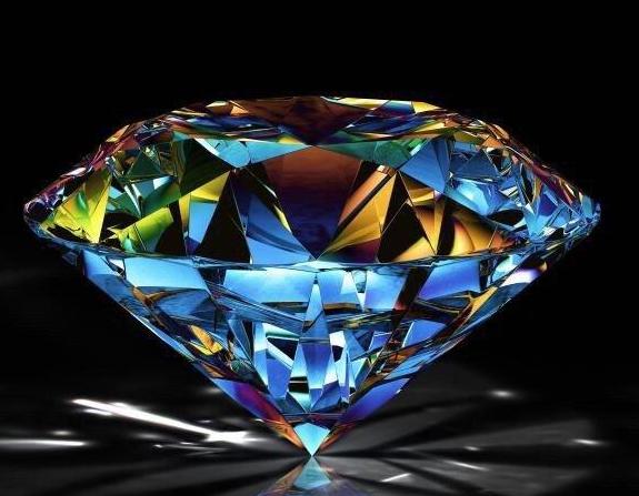 大品牌的莫桑钻钻石