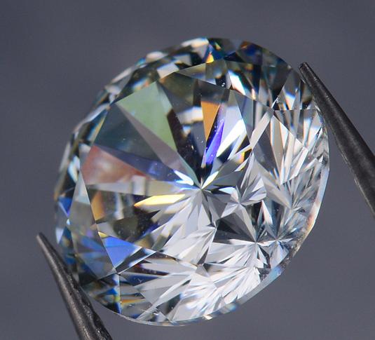 高端大气的莫桑钻钻石