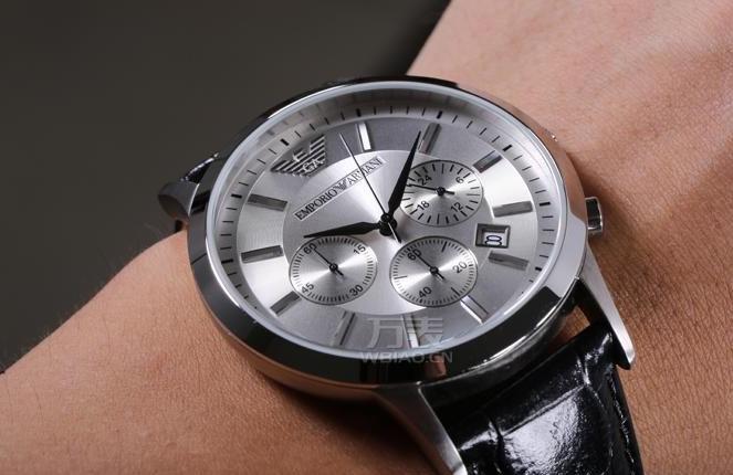 好看的阿玛尼手表