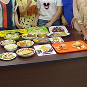 大学育婴师培训中心婴儿餐