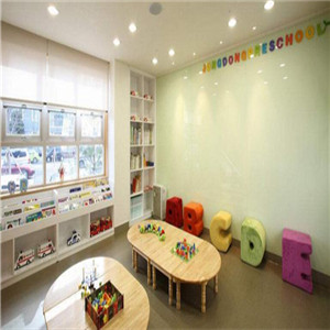 天宝乐幼儿园环境