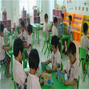 天宝乐幼儿园学习
