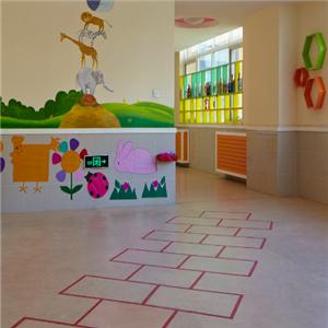 诺贝儿幼儿园室内