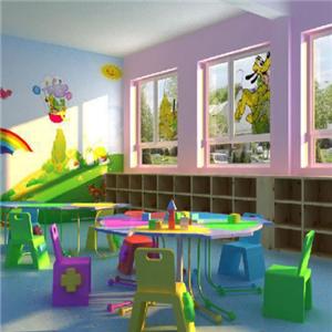 诺贝儿幼儿园活动室