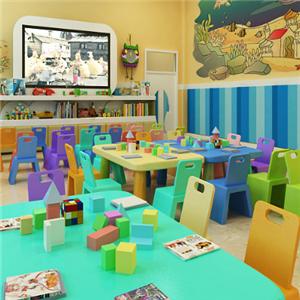 诺贝儿幼儿园环境
