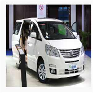 銀隆新能源汽車