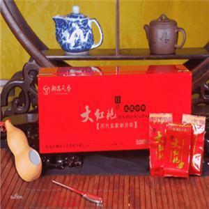 御品天香茶业大红袍