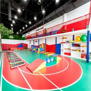 迈可迪儿童运动馆跑道