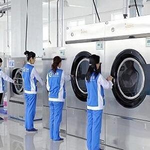 洗衣乐园店面