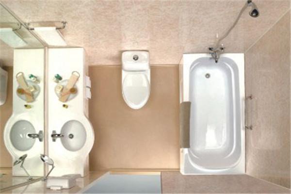 科逸整体浴室漂亮
