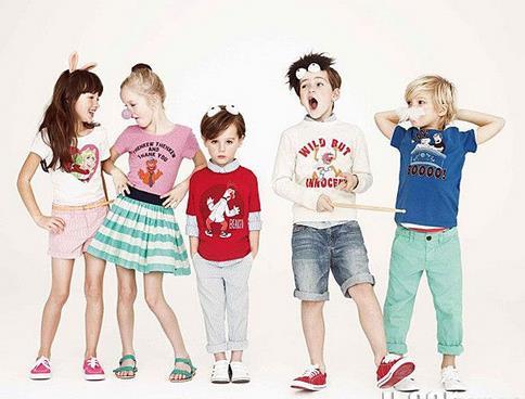 九块九童装品质