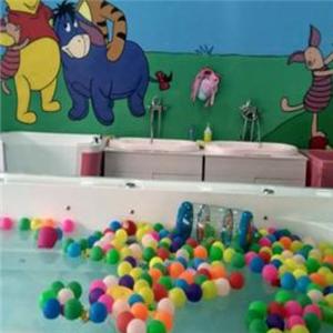 谷太婴品泳池
