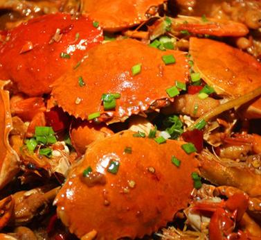 双钳客肉蟹煲美味