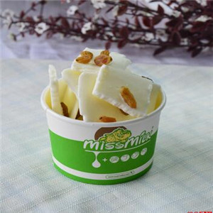 missmilk炒酸奶好吃