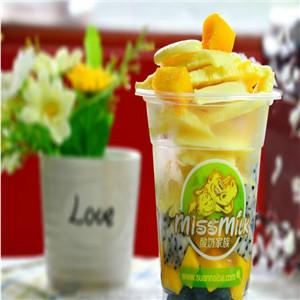 missmilk炒酸奶美味