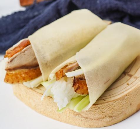 港十三玲珑烤鸭卷产品1