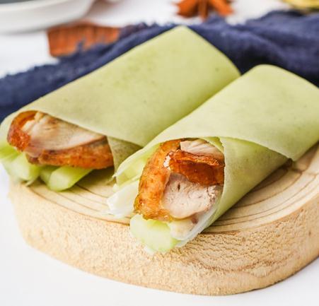 港十三玲珑烤鸭卷产品2