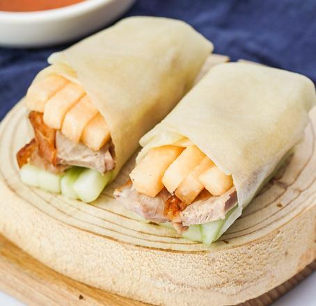 港十三玲珑烤鸭卷产品3