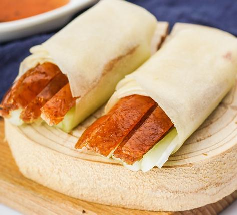 港十三玲珑烤鸭卷产品4