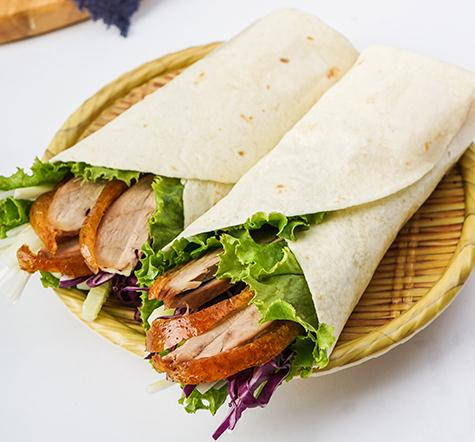 港十三玲珑烤鸭卷产品5