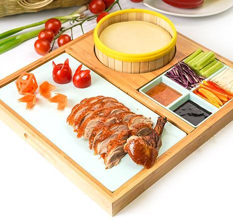 港十三玲珑烤鸭卷产品11