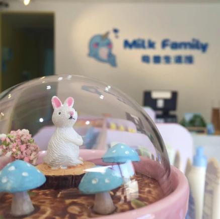 Milk Family進口母嬰連鎖玩具