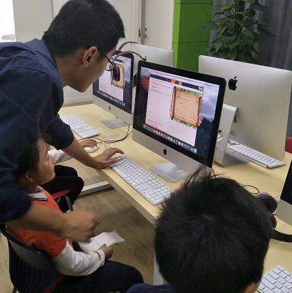 立乐少儿编程教育指导