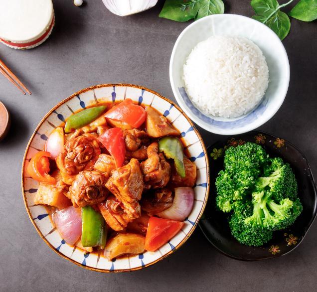 一鸣唐新疆大盘鸡外卖堂食产品2