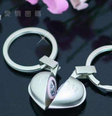 爱情密码情侣礼品