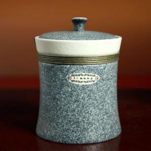 桐柏山野茶如意罐