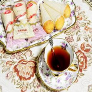 我爱吃零食下午茶