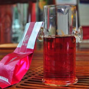 长南茶业的红茶