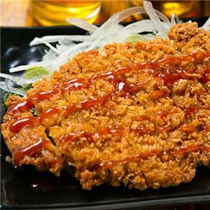 来自韩国的炸鸡