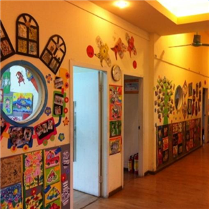 艾涂图国际儿童美术中心宣传