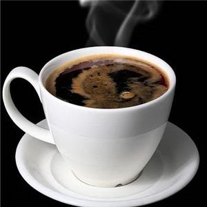 真品咖啡泡沫