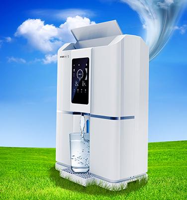 健康安全的美尔康净水机
