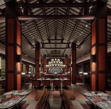 西子湖四季酒店金沙厅大厅