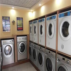 海尔共享洗衣机环境