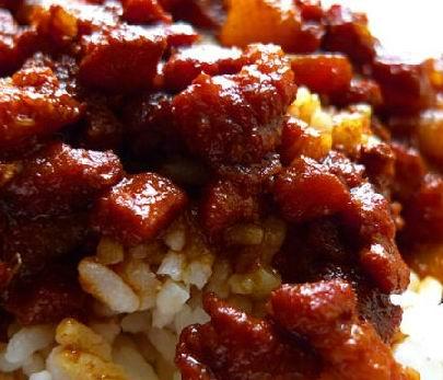 锅先森台湾卤肉饭美味